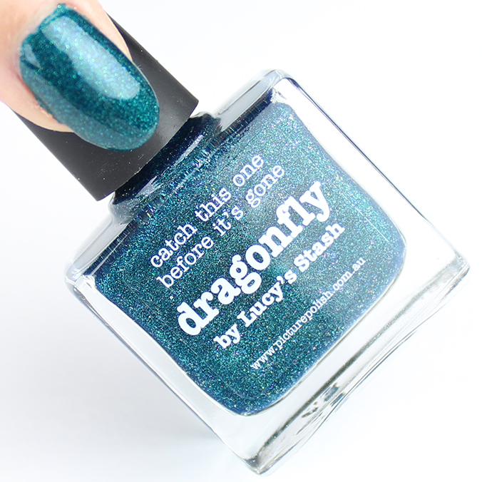 Picture Polish Dragonfly Review