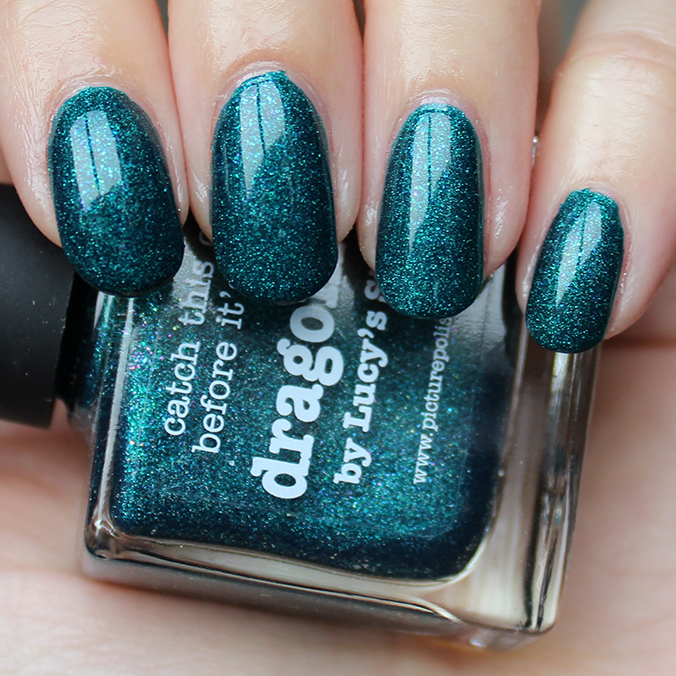 Picture Polish Dragonfly Swatch Swatches