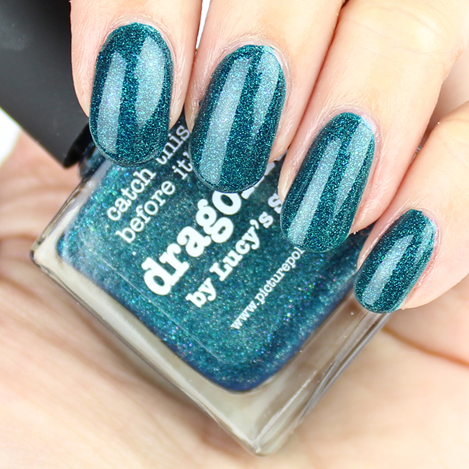 Picture Polish Dragonfly Swatches Review