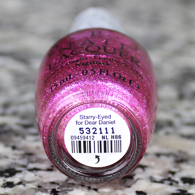 Starry-Eyed for Dear Daniel by OPI