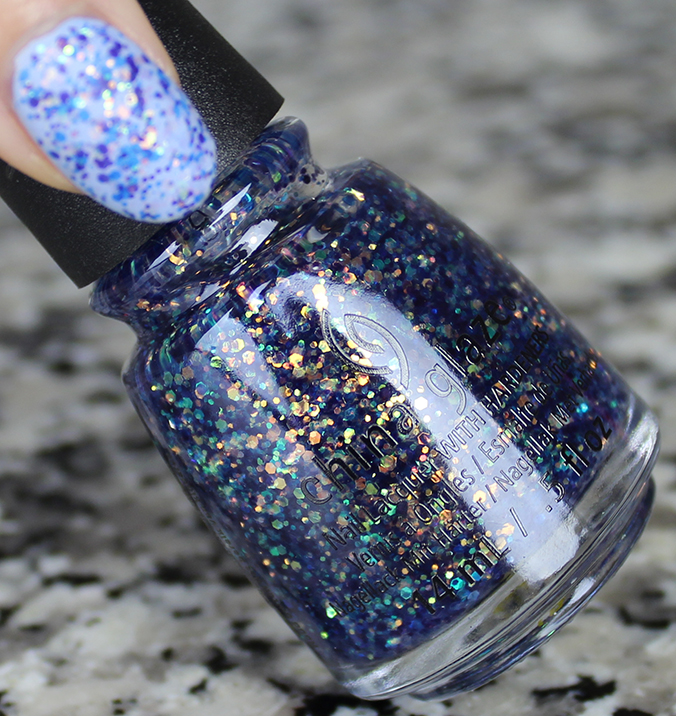 China Glaze Moonlight the Night Pictures