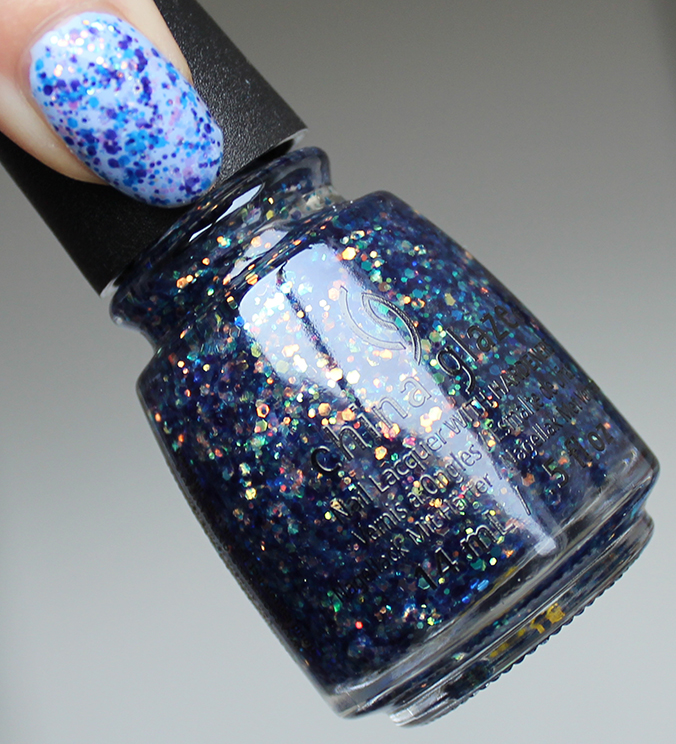 China Glaze Moonlight the Night Review Pictures