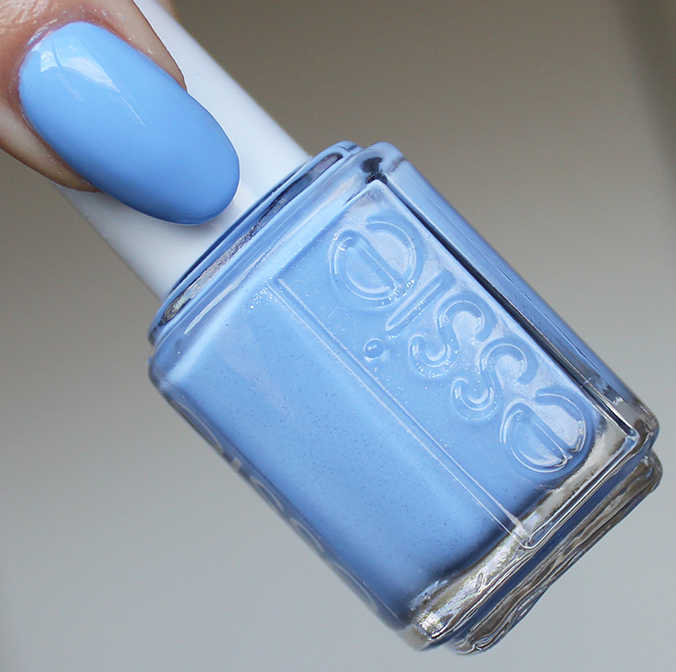 Essie Bikini So Teeny Nail Swatch