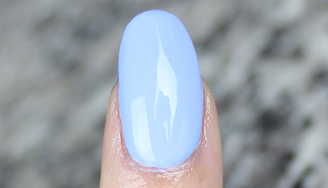 Essie Bikini So Teeny Review Swatch