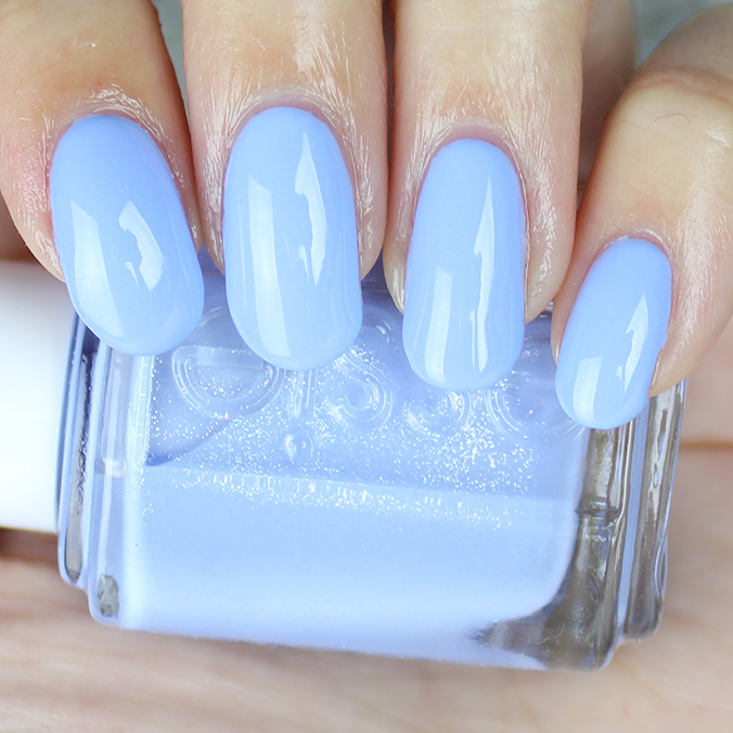 Essie Bikini So Teeny Swatch Review