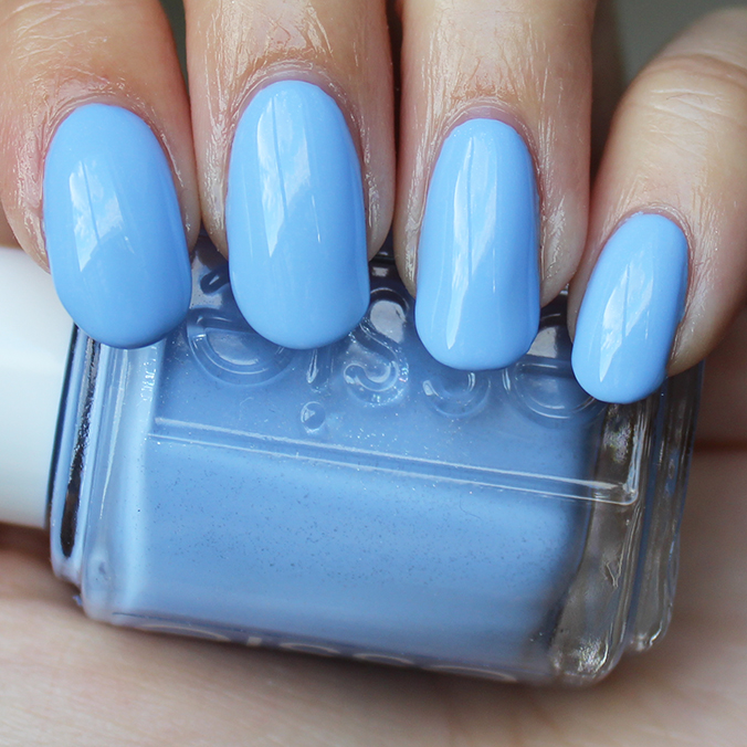 Essie Bikini So Teeny Swatch Swatches