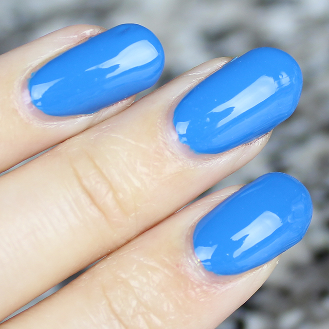 Essie Nama-stay the Night Review Swatch