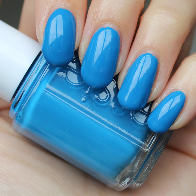 Essie Nama-stay the Night Swatches Swatch