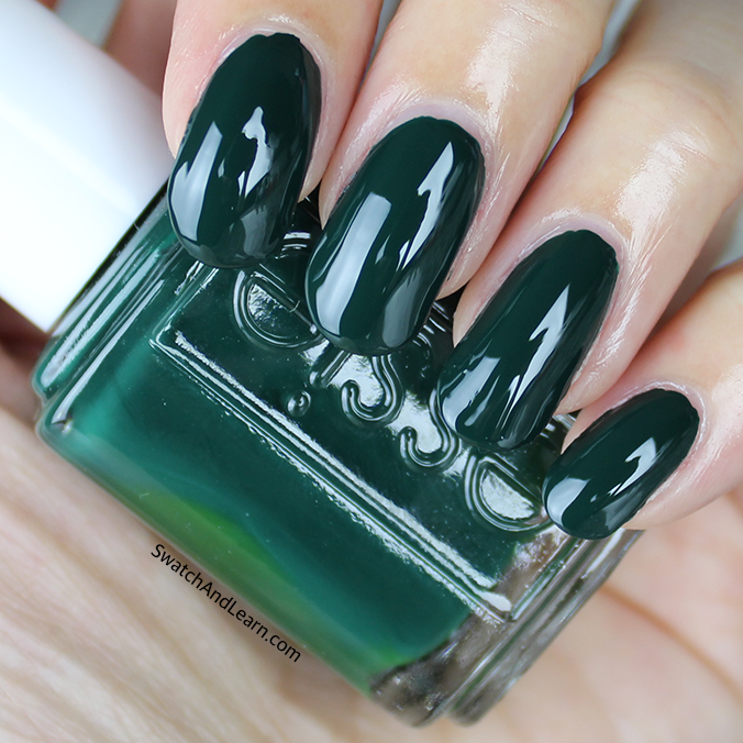 Essie Off Tropic Swatch