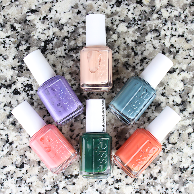 Essie Spring 2016 Collection Preview