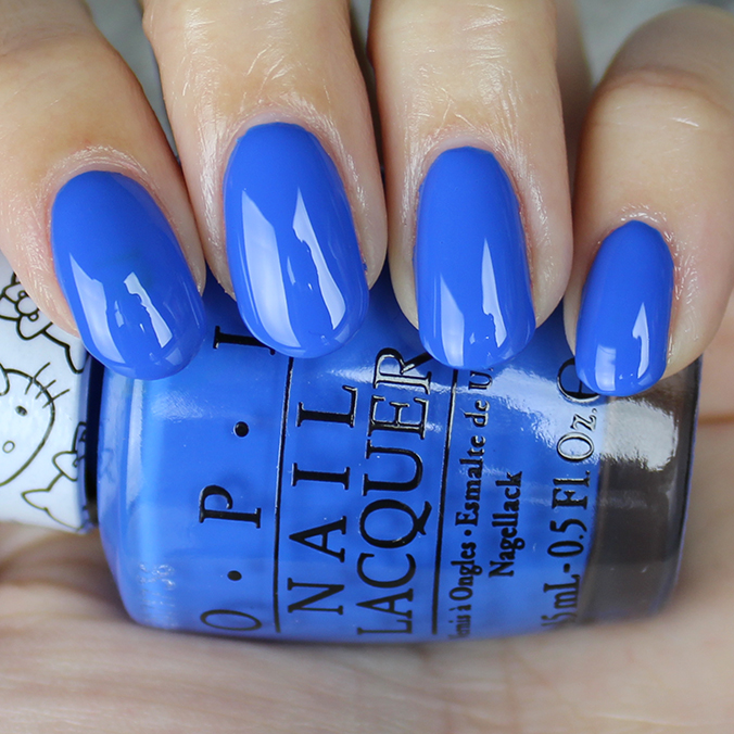 OPI My Pal Joey Swatch Review