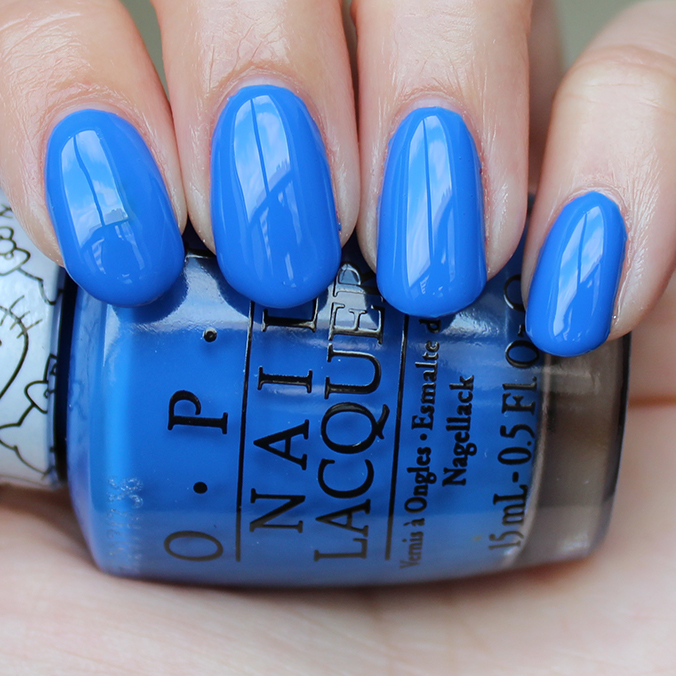 OPI My Pal Joey Swatch Swatches