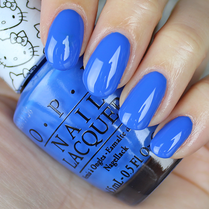 OPI My Pal Joey Swatches Review