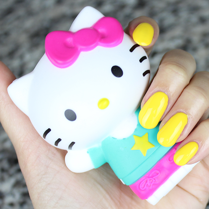 OPI My Twin Mimmy Hello Kitty Swatches