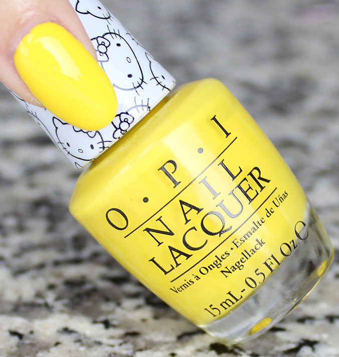 OPI My Twin Mimmy Review Swatch
