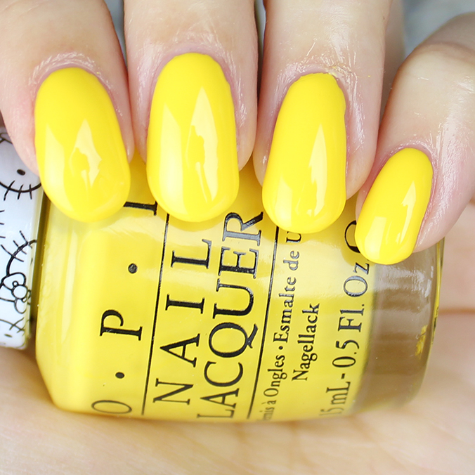 OPI My Twin Mimmy Swatch Review