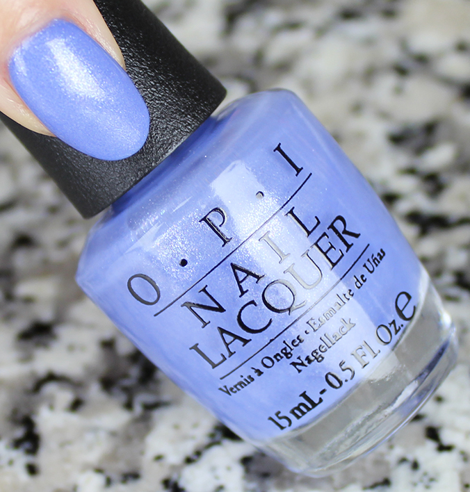 OPI Show Us Your Tips Review Swatch