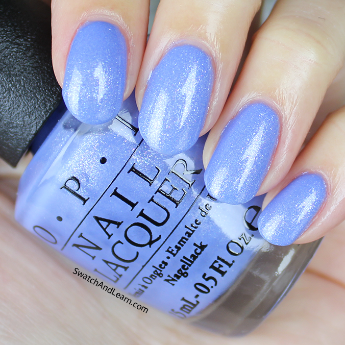 OPI Show Us Your Tips Swatch OPI New Orleans Collection