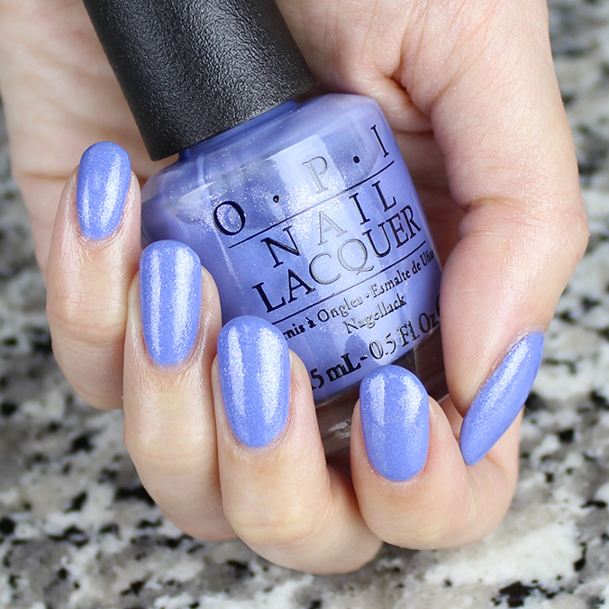 OPI Show Us Your Tips Swatch Review