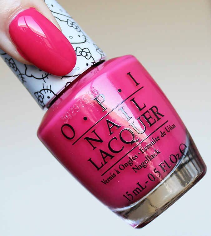 OPI Spoken from the Heart Review Swatch