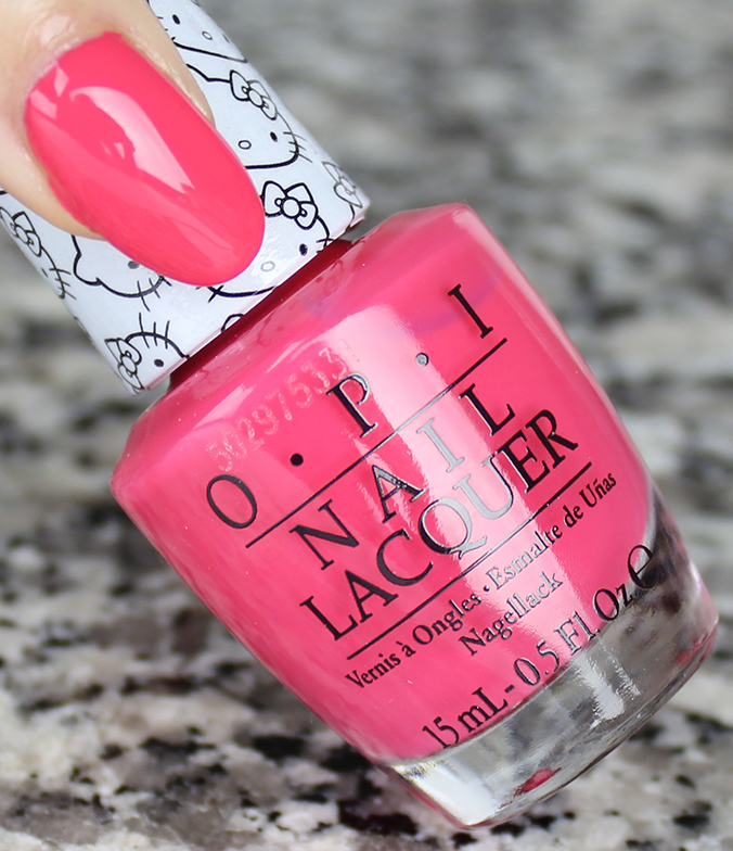 OPI Spoken from the Heart Review