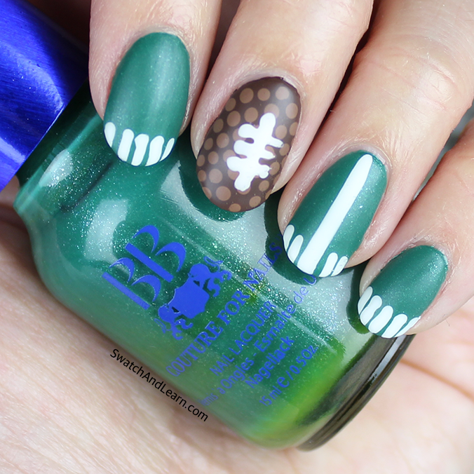 Super Bowl Nails