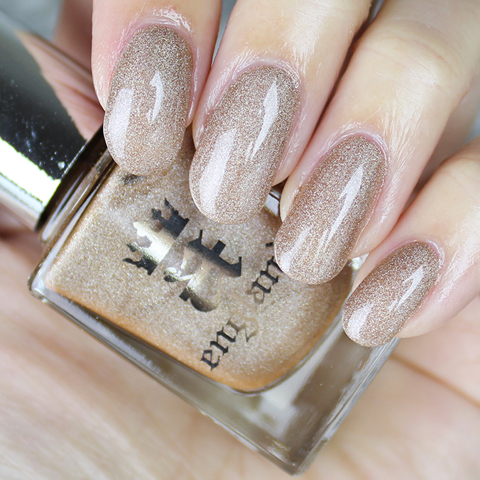 a-england Sparks Divine Swatches & Review