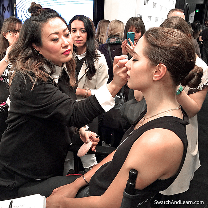 Grace Lee Maybelline Toronto Fashion Week 2016