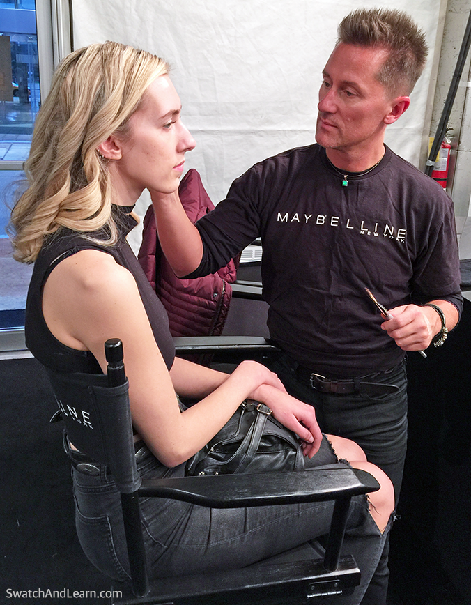 Makeup Artist Toronto Fashion Week 2016
