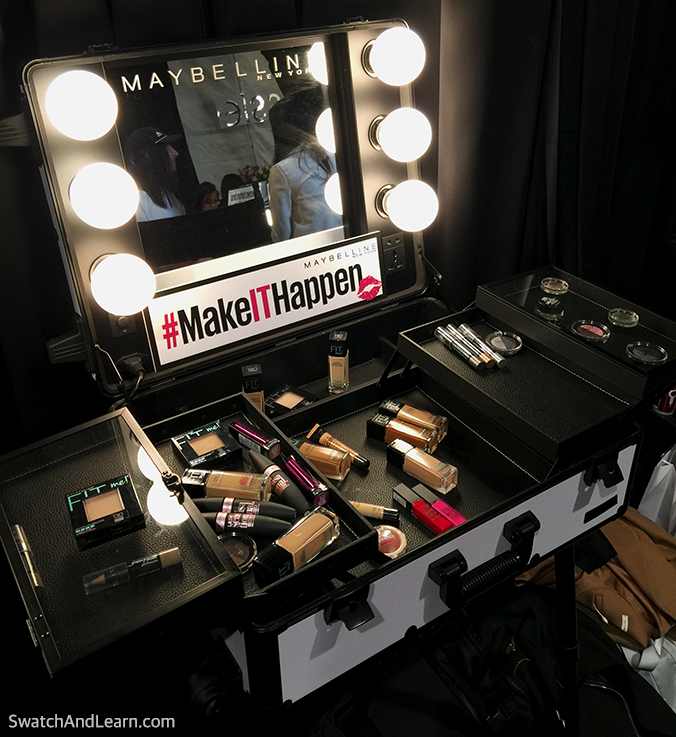 Maybelline Toronto Fashion Week 2016