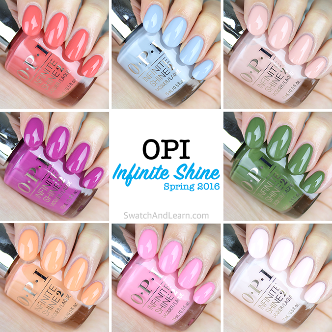 OPI Infinite Shine It\'s Pink P.M. (Week Long Wear), Free Shipping at ...
