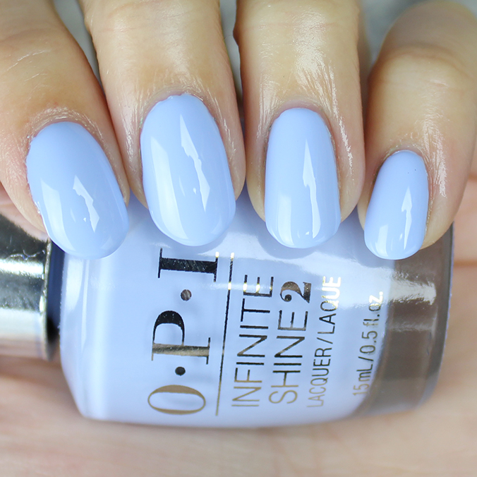OPI Infinite Shine To Be Continued Swatch Review