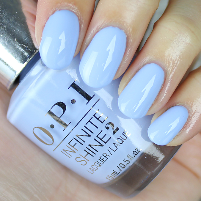 OPI Infinite Shine To Be Continued Swatches Review