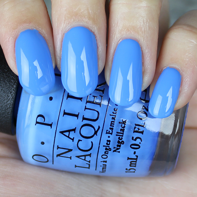 OPI Rich Girls And Po-Boys Swatch Review