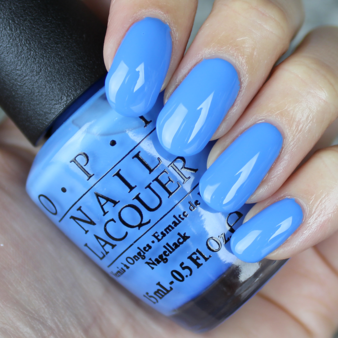 OPI Rich Girls And Po-Boys Swatches Review