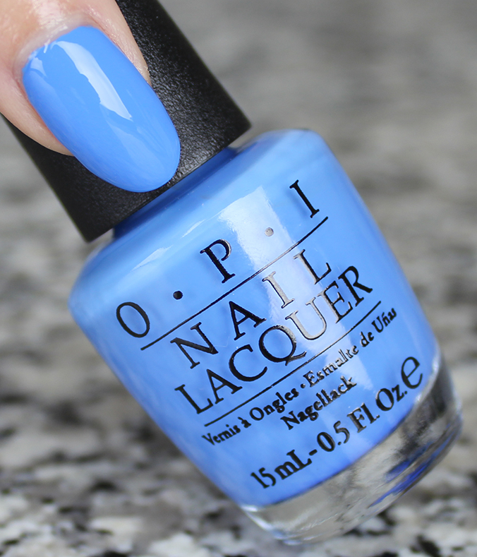 OPI Rich Girls Po-Boys OPI New Orleans Collection Swatches