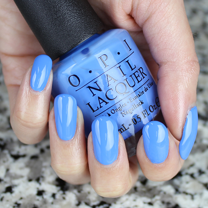 OPI Rich Girls Po-Boys Swatch Review