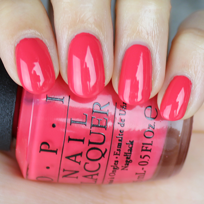 OPI She's a Bad Muffuletta Swatch Review