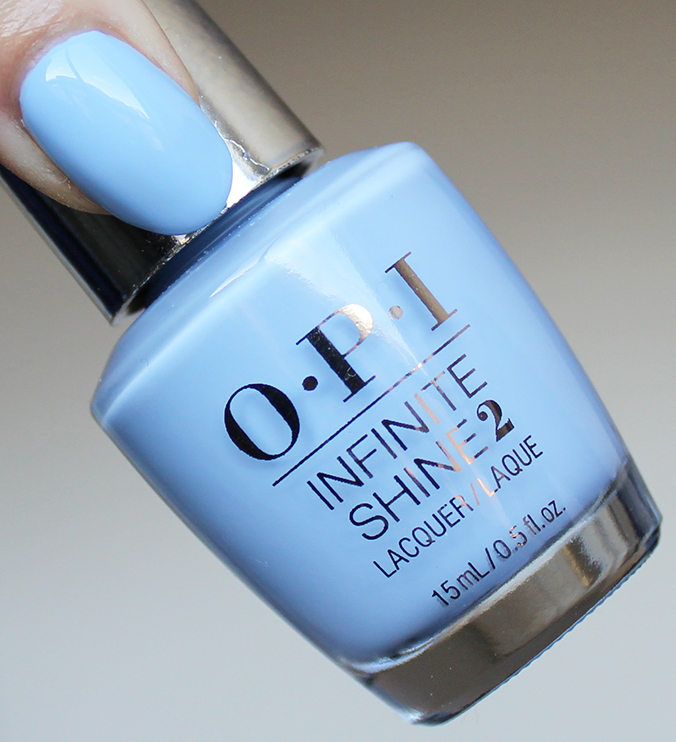 OPI To Be Continued Infinite Shine Review