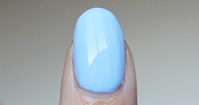 OPI To Be Continued Infinite Shine Swatch