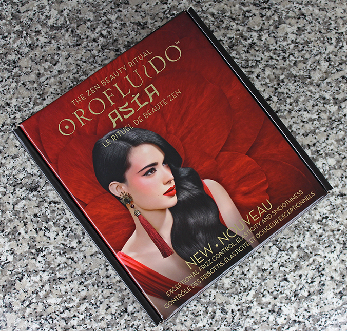 Orofluido Asia Hair Care Review