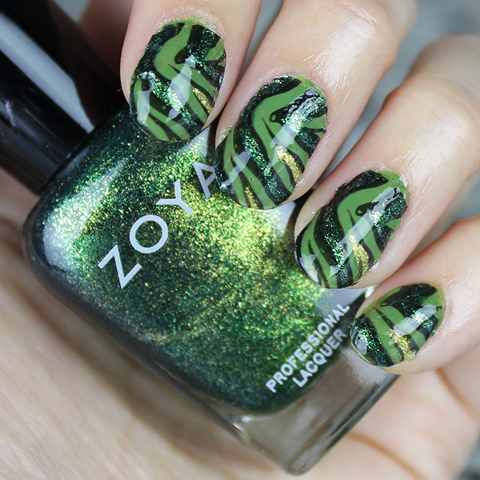Saint Patrick's Day Nail Art