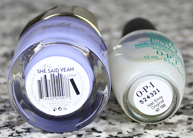Smith And Cult Nail Lacquer