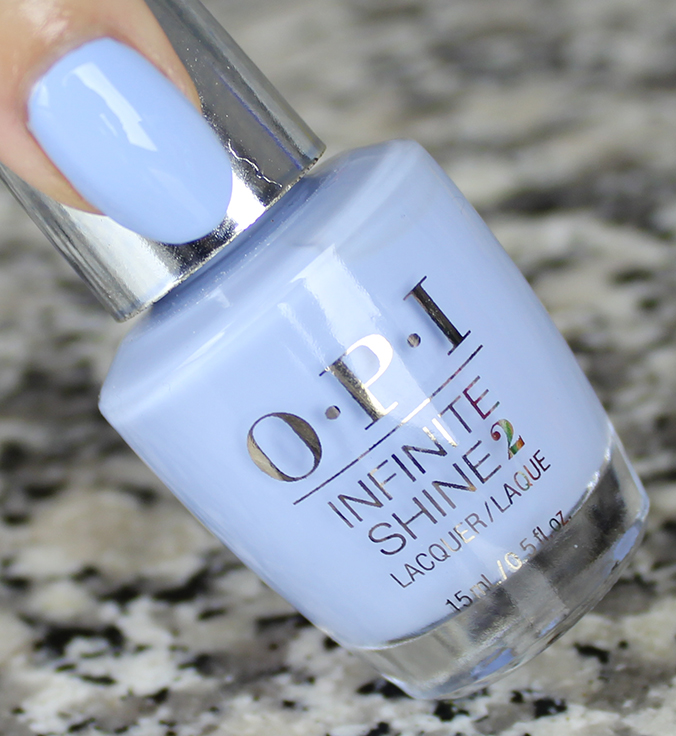 To Be Continued OPI Infinite Shine