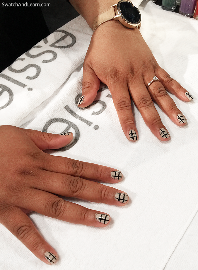 Toronto Fashion Week Mani