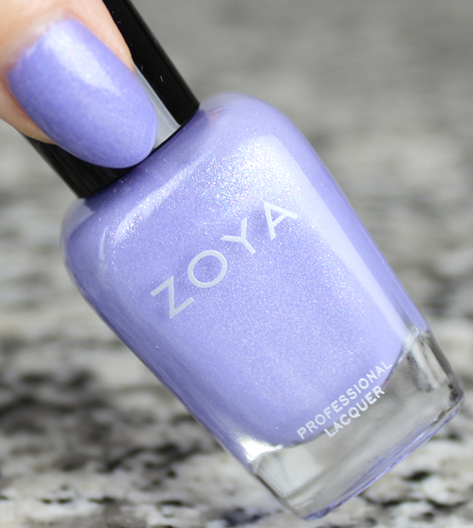 Zoya Aster Review Zoya Petals Collection Swatches