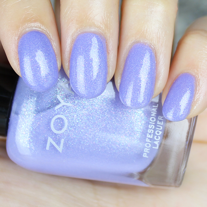 Zoya Aster Swatch Review