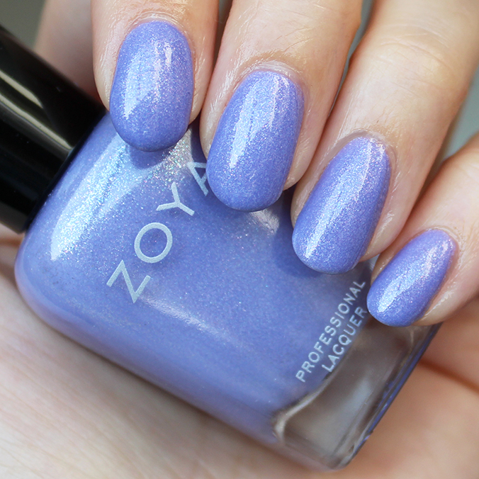 Zoya Aster Swatch Swatches Pictures