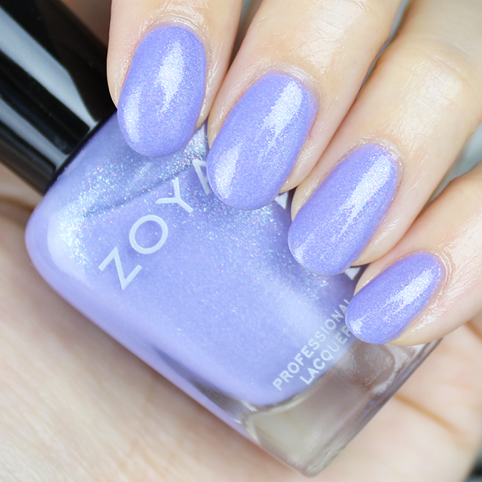 Zoya Aster Swatches Review