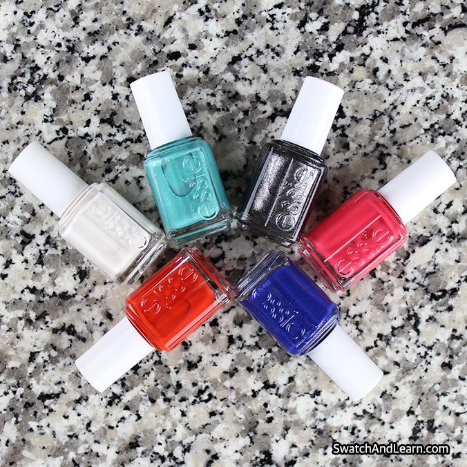 Essie 2016 Summer Collection